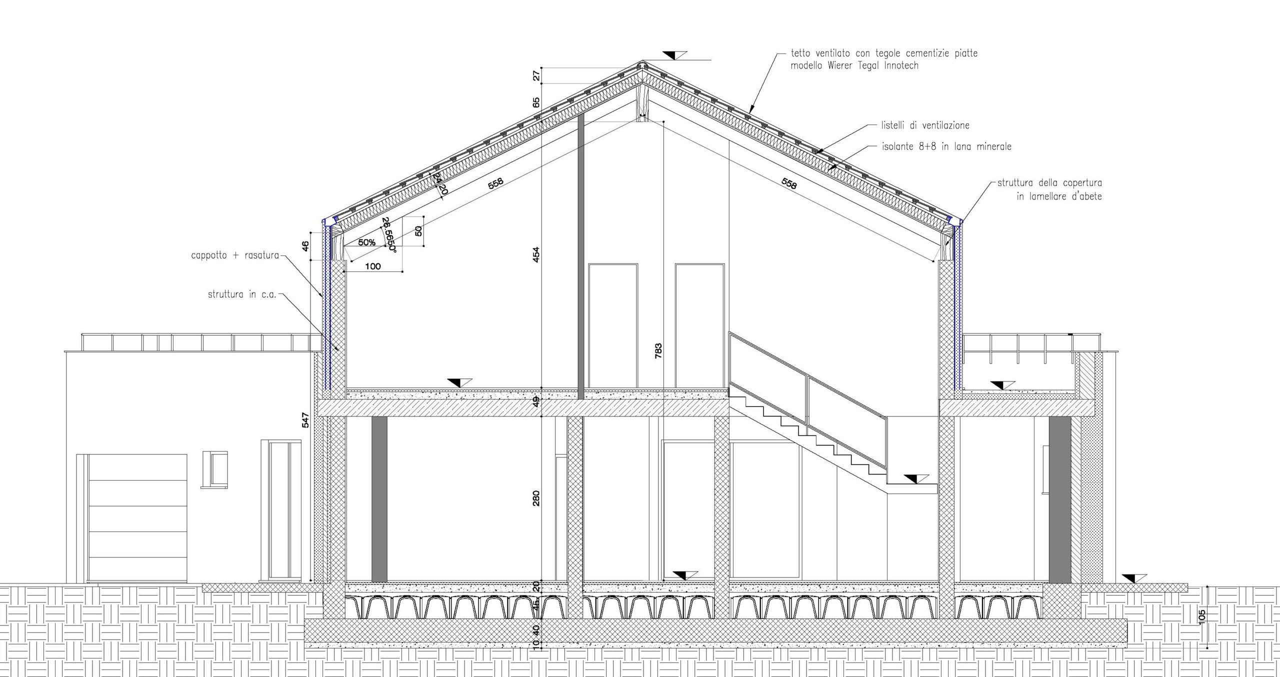63x30 - sezione AA 50 - cantiere 01