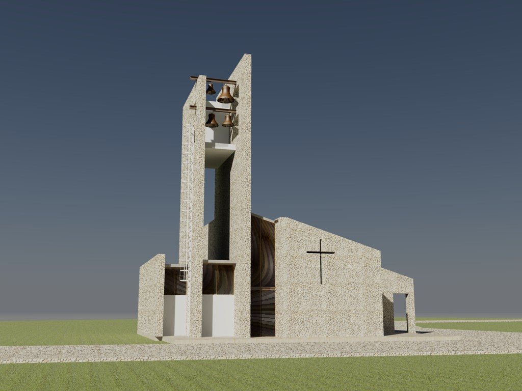 San Cristobal Church 02
